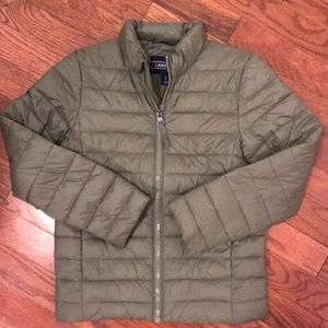 Lands End Boys Thermo Plume jacket - size 7 (L)